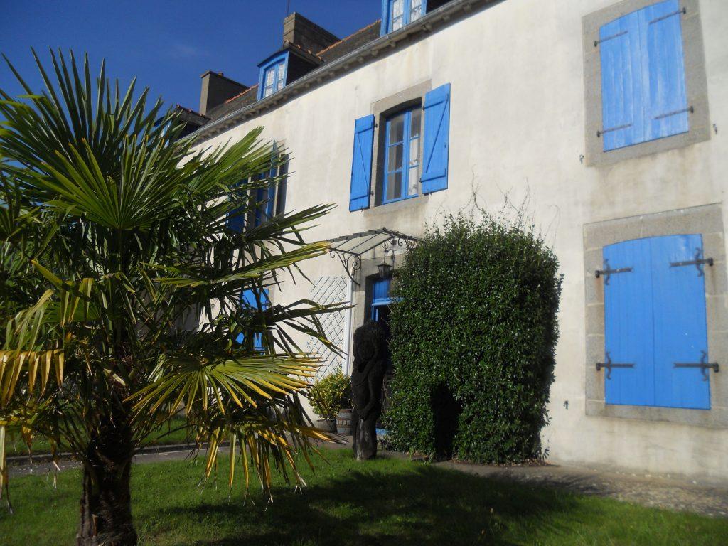 Vente maison bourgeoise de 1800 à St Jouan des Guérêts 35430