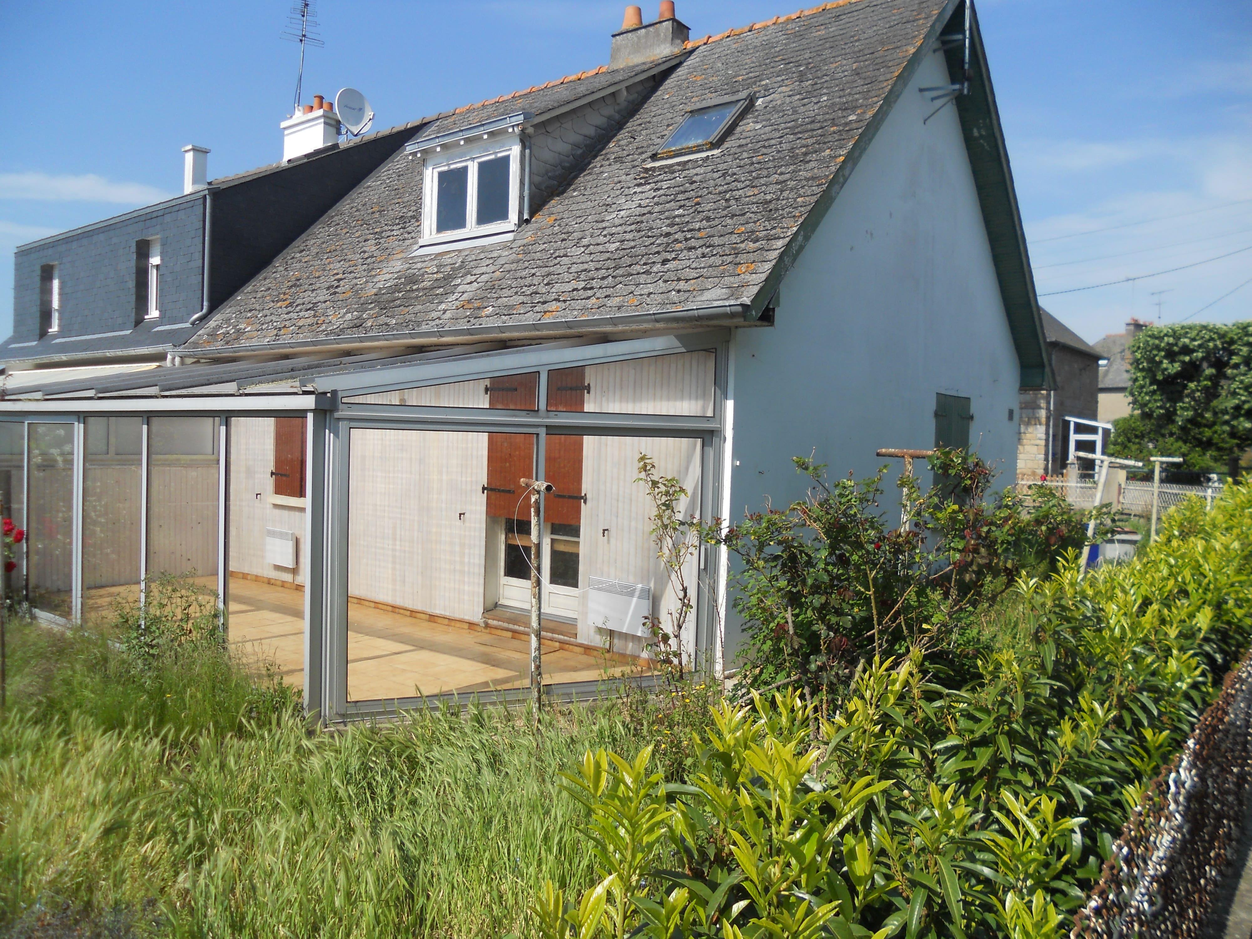 Maison à rénover St Malo 35400