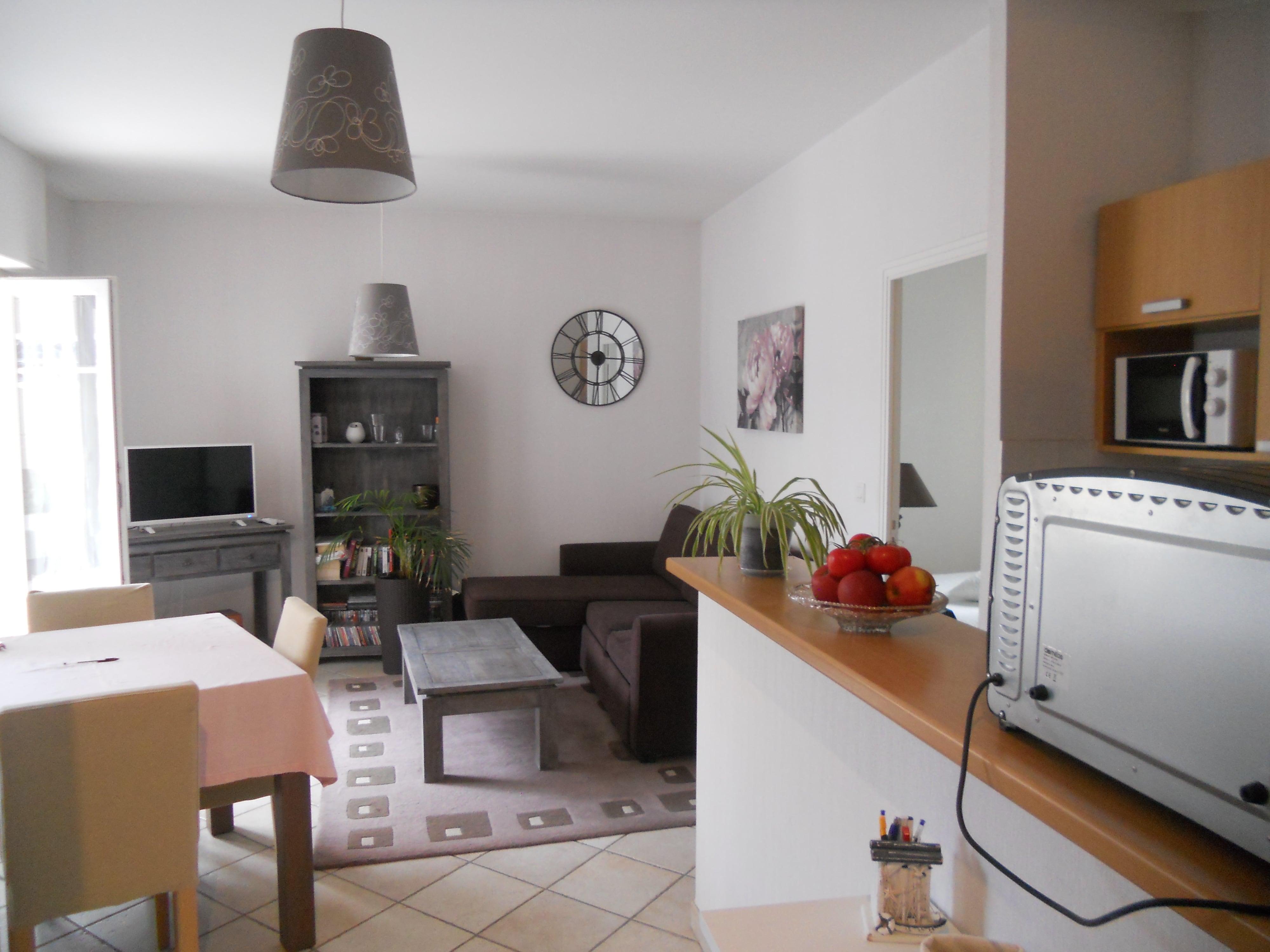 Appartement T2 St Jouan des guérêts 35430