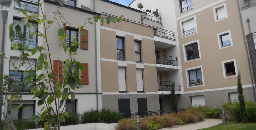 """Location Appartements St Servan Résidence """"Le Sablonville"""""""